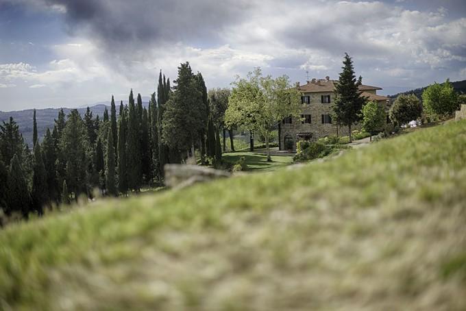 Appartements in den Bergen der Toskana